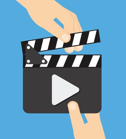 Clapet cinéma pour passer de l'intention à l'action